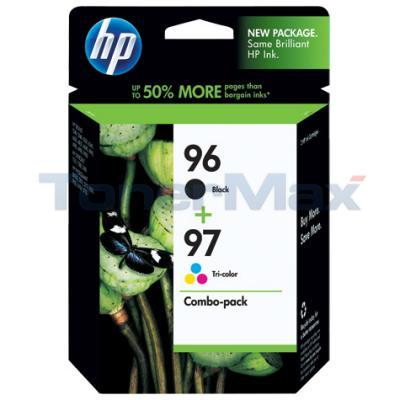 HP NO 96 97 INK BLACK/TRICOLOR COMBO PACK